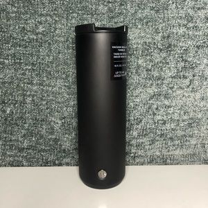 Starbucks Matte Black Insulated Tumbler